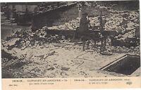 Guerre 1914-1915 - CLERMONT EN ARGONNE - Ce qui reste d'une forge  (F7752)