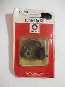 **AC-Delco 101-304 Ford Applications 81-75 6 Cyl. & Truck 6 Cyl.   Tune Up Kit