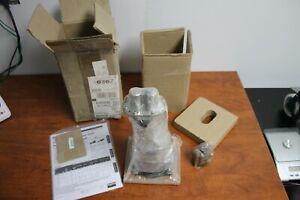 "Dayton Stainless Steel Rotary Gear Pump Head 4KHN8, RPM 1725, 1/2"" Port Size"