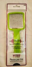KISS NEW YORK- Pedicure File Professional Callus Remover - Green