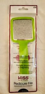 KISS NEW YORK- Pedicure File Professional Callus Remover - Green