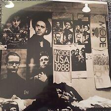 """Depeche Mode """"en vivo"""" 2 X 101 Vinilo Lp-Nuevo Sellado +"""