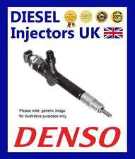 New Original Denso Injector 095000-5511, Isuzu Giga, Hitachi ZX450, 8-97603415-7