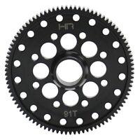 Hot Racing SATF891E Steel Spur Gear 91T 48P Arrma 1/10 4x4 Mega