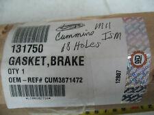 Jake Brake Engine Brake Gasket for Cummins M11 & ISM. PAI # 131750 Ref.# 3871472