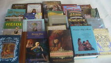 Teen & Young Adullts BOOKS Lot 24 Novels Classics H/C S/C Austen Bennet Alcott +
