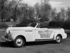 Buick Roadmaster Convertible 1939 - pace car Indianapolis 500 May 30 1939 –photo