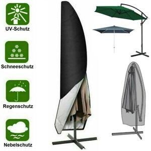 Ampelschirm Schutzhülle Abdeckung Wetterschutzhülle Sonnenschirm Schutzhaube 3M