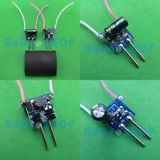 10pcs AC/DC Driver 12V High Power Supply 1x1W 3x1W for LED Light Lamp MR16 1W 3W