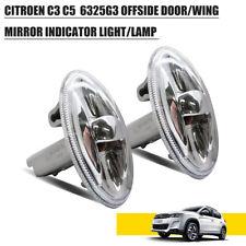 Citroen C1 C2 C3 C5 C6 Dispatch Side Indicator Repeater Lamp Side Light 6325G3