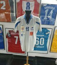 Maillot jersey trikot camiseta shirt porté worn handball France mhb Montpellier