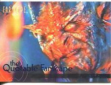 Farscape Season 3 The Quotable Farscape Chase Card Q34