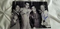 John Belushi Dan Aykroyd, Henry Winkler, Ron Howard Nice 8x10 Signed Photo wCOA