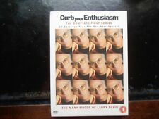 Curb Your Enthusiasm: The Complete Series 1 [3 Disc DVD Box Set] Free Post
