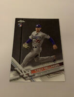 2017 Topps Chrome Update Cody Bellinger #HMT99 Rookie Card-DODGERS