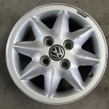 "Cerchio in lega VW Polo Mk3 94-99 6N 13""x5,5J ET43 fori 4x100 usato (81-1-C-2)"