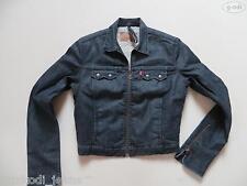 Levi's® Denim Jacke Jeansjacke mit Teddy Fell, Gr. M, wie NEU ! warm gefüttert !