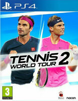 Tennis World Tour 2 PS4 - [Digital Download Primary] Multilanguage