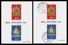 Briefmarken mit Kunst- & Kultur-Motiven aus der Bundesrepublik