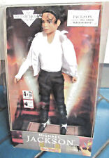 """MICHAEL JACKSON 1991 12"""" SINGING DOLL SONY STREET LIFE CLASSIC COLLECTABLE TOY"""
