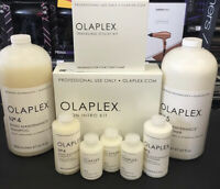 Olaplex Salon Intro Kit & Travel Kit & No. 4 & No.5 2000ml & x3 No. 3 + 4 & 5