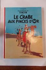 TINTIN LE CRABE AUX PINCES D OR 1966
