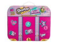 New Shopkins Lost Luggage 40 Exclusive Never Before Seen Mystery Case