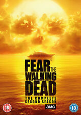 Fear The Walking Dead Complete Series 2 DVD All Episode Second Season UK R2