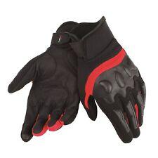 Motorrad Handschuh Dainese Air Frame Farbe: Schwarz/Rot Größe: L