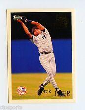 """Derek Jeter - New York Yankees 1996 Topps   """"Future Star""""  # 219"""
