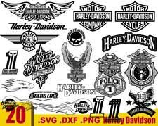 Harley Davidson Svg, Harley logo, Harley svg, Motorcycles svg, Cricut file, dxf