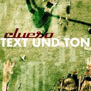 Clueso - Text und Ton
