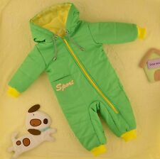 """Insulated Hooded Baby Bunting """"Colors"""""""