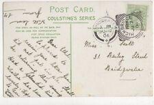 Miss Ethel Scott Bailey Street Bridgwater 1906 478a