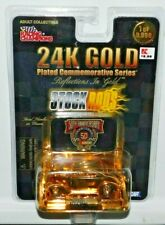 RACING CHAMPIONS 24K GOLD PLATED STOCK RODS #13 '37 FORD