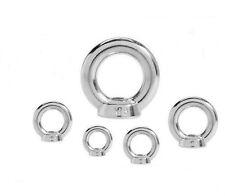 1 Stk. Ringmutter DIN 582 8 mm M8 Edelstahl Zurröse - Transportöse - Augmutter