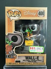 Funko Pop Disney 400 Wall-E Earth Day Box Lunch Exclusive