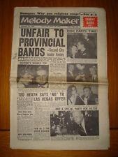 MELODY MAKER 1960 DEC 24 JAZZ SAMMY DAVIS TED HEATH