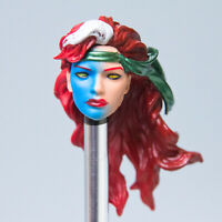 "Marvel Legends X-Men MYSTIQUE / ROGUE HEAD Only | 6"" Figure Part 
