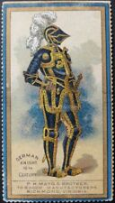 GERMAN KNIGHT Costumes of Warriors & Soldiers - P.H. Mayo & Bro USA 1892