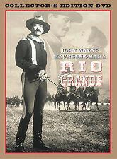 Rio Grande (DVD, 2002, Collectors Edition DVD) John Wayne-NEW