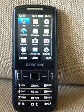 Samsung GT-C3780 - Noir (Débloqué) Téléphone Portable avec Pavé Tactile
