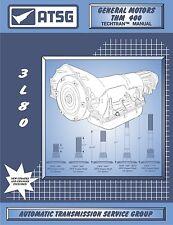 ATSG Chevy GM TH400 Turbo 400 Transmission Rebuild Instruction Service Manual