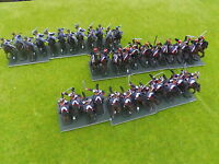 1/72 Painted Napoleonic British cavalry