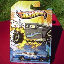 SUNBURNERZ '67 Pontiac GTO. Hotwheels 5/5.  New in Blister Pack!