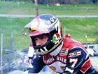 Barry Sheene Superbike Legend 10x8 Photo Helmet