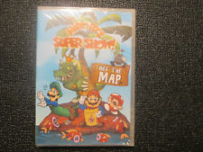 Super Mario Bros. Super Show - Off The Map (DVD, 2009)