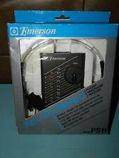 Vintage Panasonic AM/FM Stereo Pocket Headphone Receiver Radio PS11