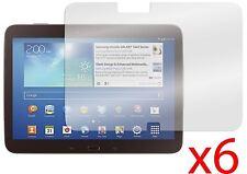 """x6 Protector Pantalla Hellfire Antirreflejo Mate para Samsung Galaxy Tab 3 10.1"""""""