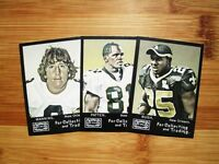 2008 Topps Mayo New Orleans Saints TEAM SET - Archie Manning